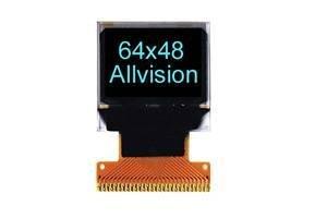 Monochrome OLED Displays 0.66'' 64*48